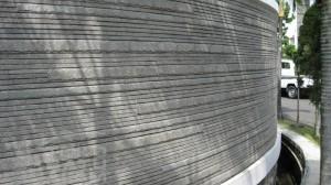 aplikasi batu andesit untuk pagar