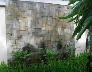 contoh pemasangan batu breksi