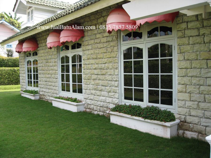 batu alam minimalis yuk percantik rumah dengan batu alam