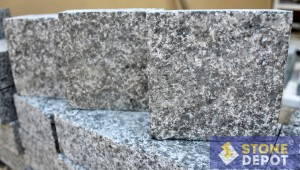 Stone Depot Andesite Gorontalo - Cobble - Flamed 10x10