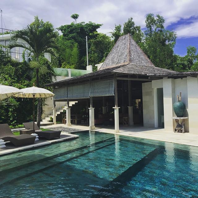 Green Sukabumi Pedra Hijau Verde at Casaviva Villa Bali1