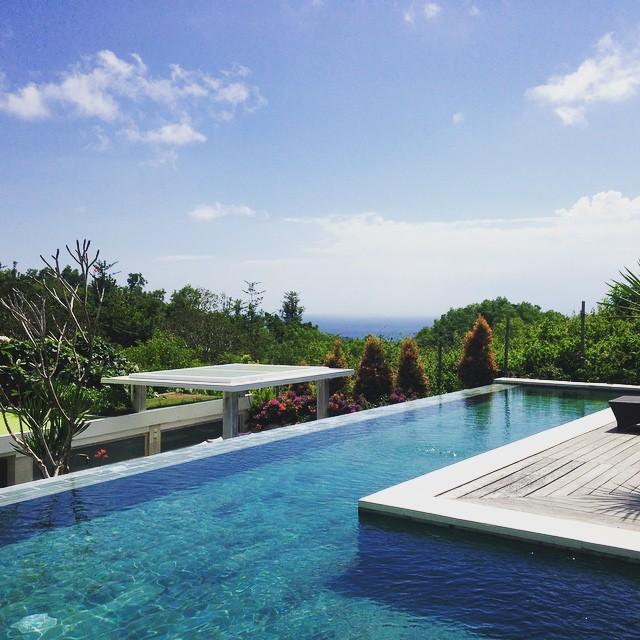 Green Sukabumi Pedra Hijau Verde at Casaviva Villa Bali2