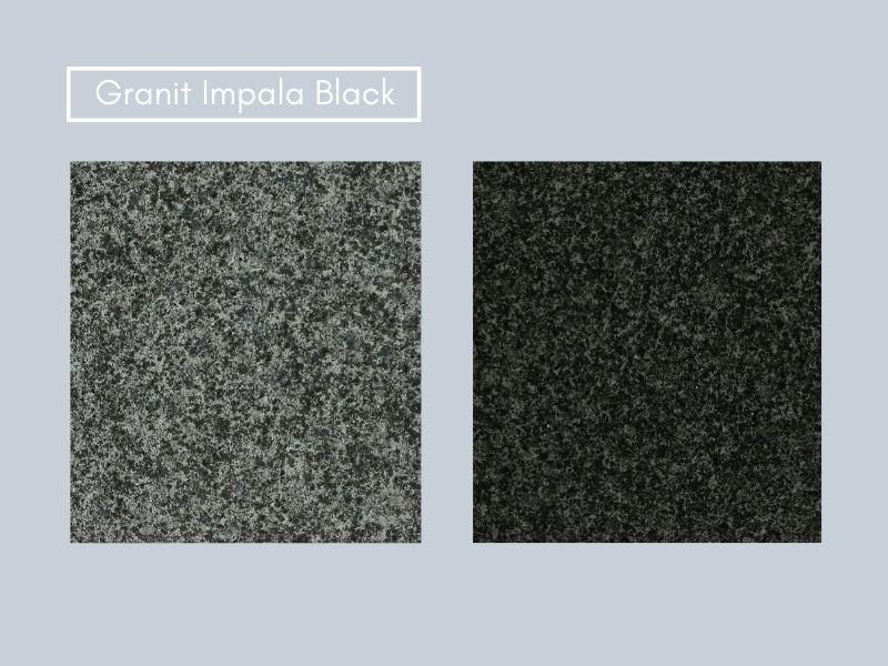 Granit Black Impala (2)