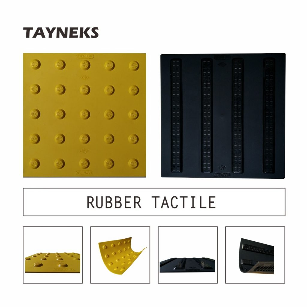rubber-tactile